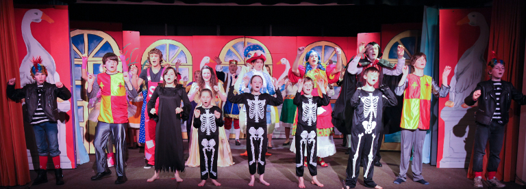 Shipham Players - Mother Goose