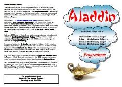 Aladdin - Programme