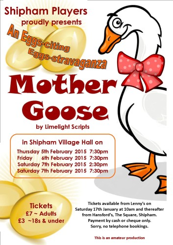 Mother Goose - Poster