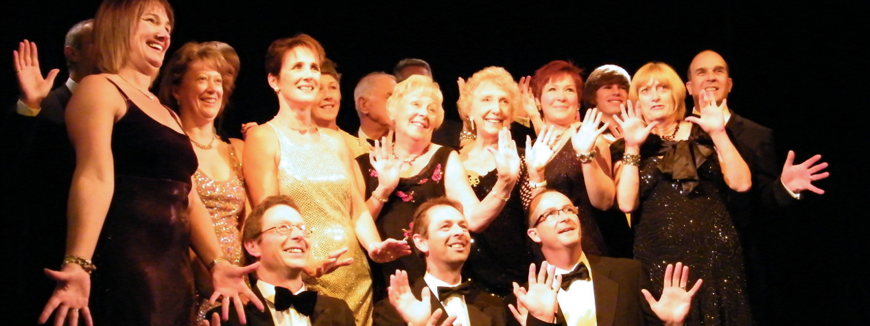 Our next production - Shipham Players Revue