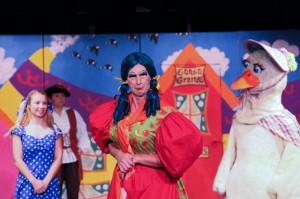 Mother Goose 2015